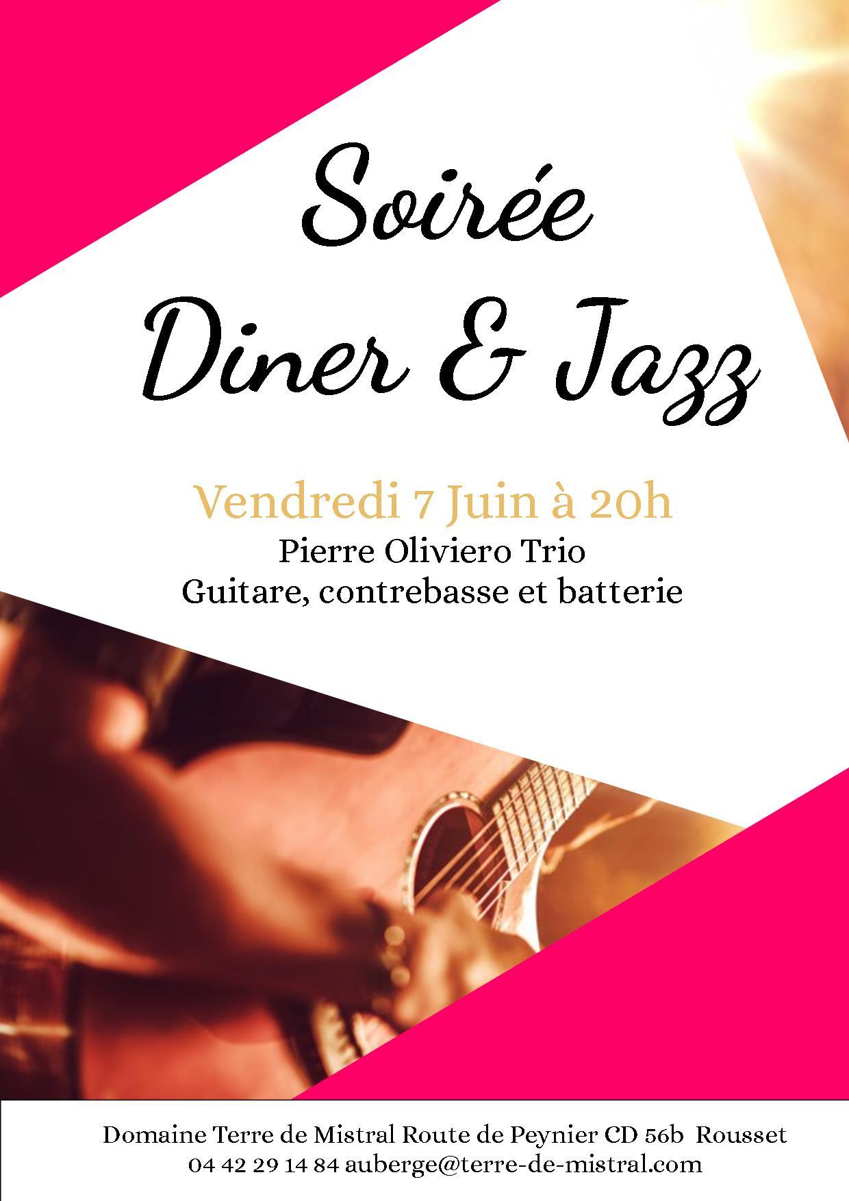 Concert Jazz au restaurant
